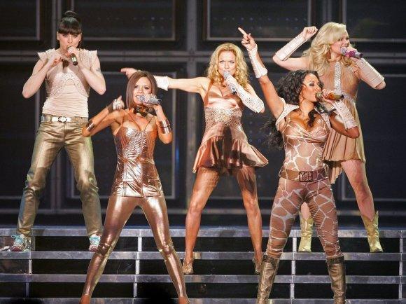 """Scanpix"" nuotr./""Spice Girls"" (2007 m.)"