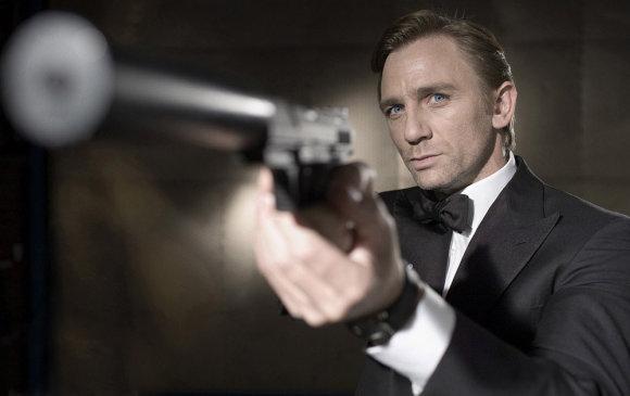 Kadras iš filmo/Šeštasis Bondas – Danielis Craigas