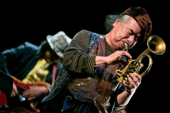 """Gretos Skaraitienės/Žmonės.lt nuotr./ Japonų džiazo kolektyvas """"Hikashu"""