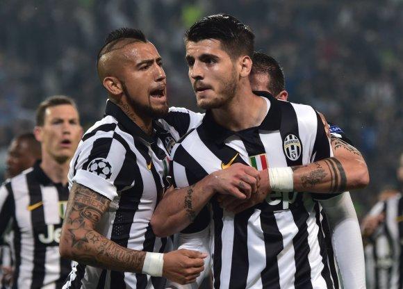 """""""Scanpix"""" nuotr./""""Juventus"""" – """"Real"""""""