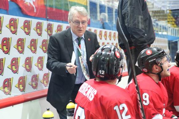 hockey.lt nuotr./Lietuva – Ukraina