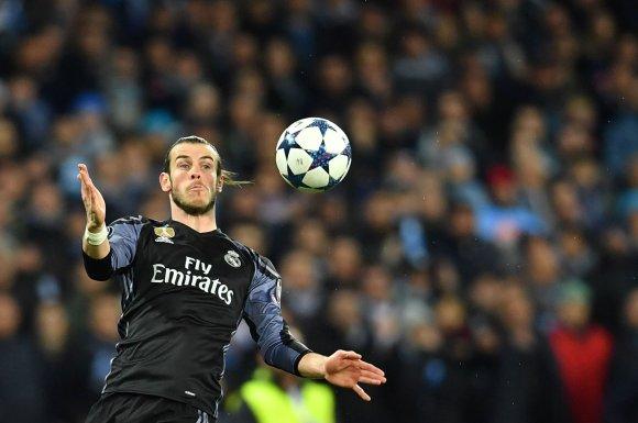 """Reuters""/""Scanpix"" nuotr./Garethas Bale'as"