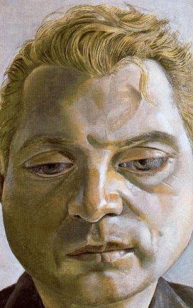 """1Luciano Freudo portretas """"Francis Baconas"""""""