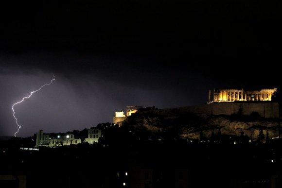 """Reuters""/""Scanpix"" nuotr./Audra Graikijoje"