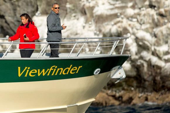 """Scanpix""/AP nuotr./Susan Rice ir Barackas Obama"