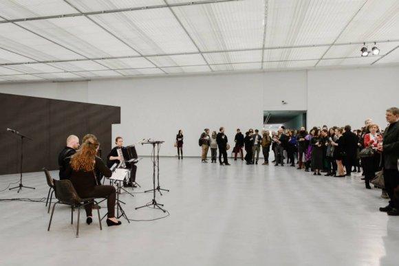 Lauros Vansevičienės nuotr./Voxart.lt pristatymas