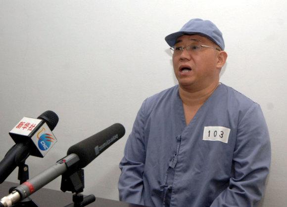 """Reuters""/""Scanpix"" nuotr./Kennethas Bae Šiaurės Korėjoje"