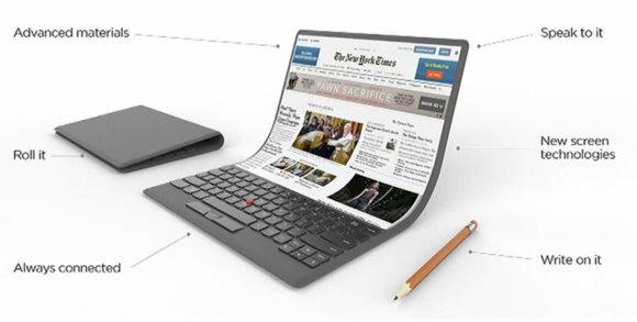"""""""Lenovo"""" prototipas"""