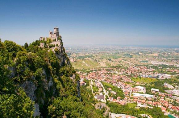 123rf.com nuotr./San Marinas