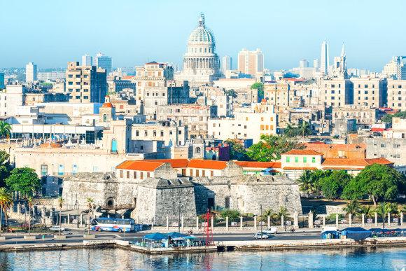 """""""Shutterstock"""" nuotr./Havanos senamiestis"""