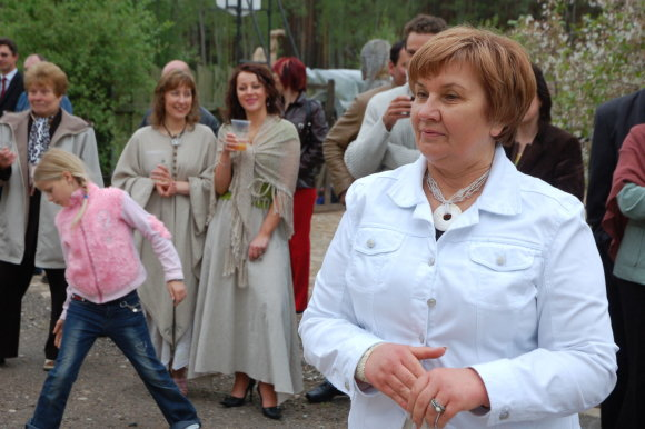 LKTA nuotr./Regina Sirusienė – Lamauskienė