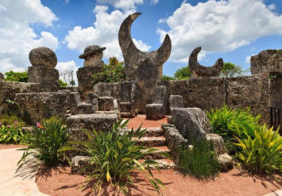 Shutterstock.com nuotr./Koralų pilis