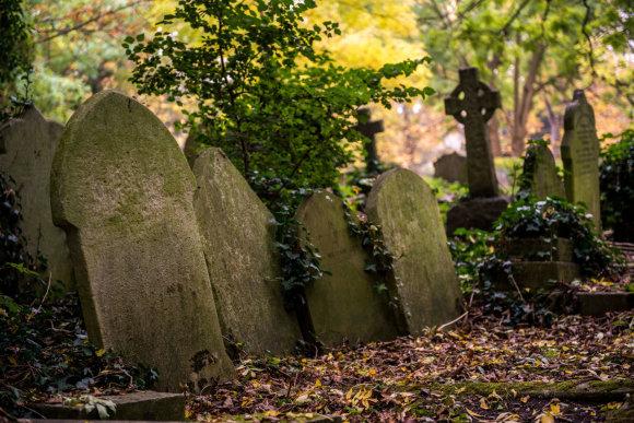 123rf.com nuotr./Haigeito kapinės