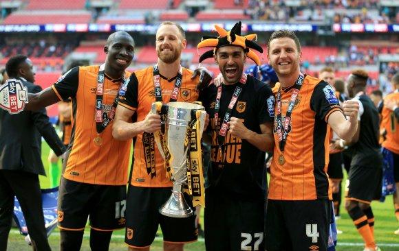 """Scanpix"" nuotr./""Hull City"" futbolininkų triumfas"
