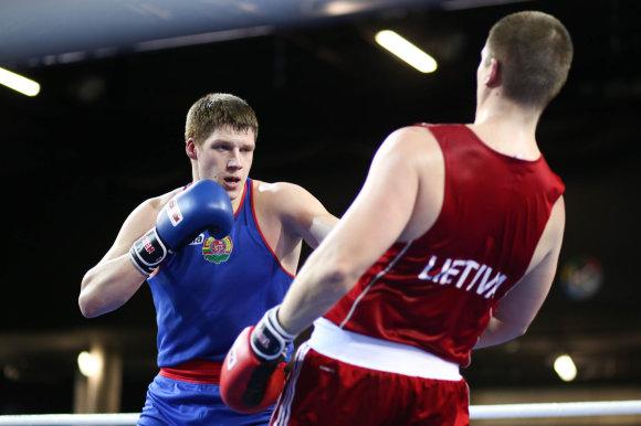 Lietuvos bokso čempionato finalai