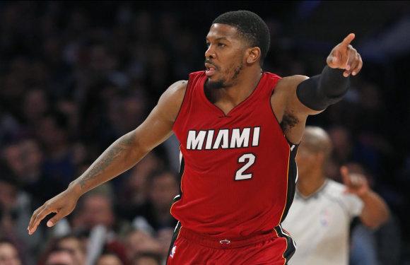"""Scanpix""/AP nuotr./Joe Johnsonas debiutavo ""Heat"" ekipoje"
