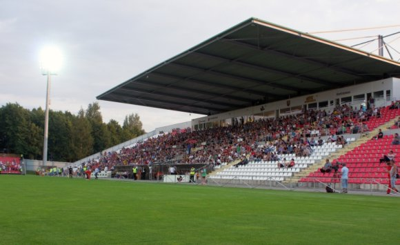 lff.lt archyvo nuotr./Marijampolės stadionas.