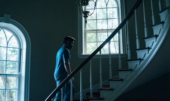"HanWay Films nuotr./Kadras iš filmo ""The Killing of a Sacred Deer"""