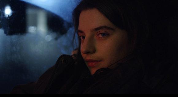 Kadras iš filmo Šerkšnas