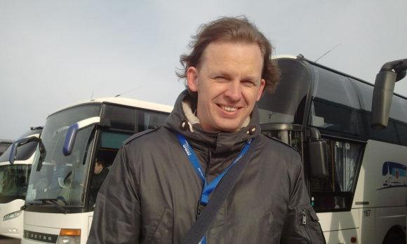 L. Sėlenienės nuotr./Marius Serapinas