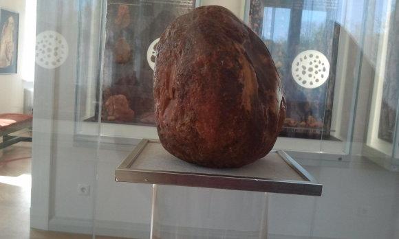 L. Sėlenienės nuotr./Palangos gintaro muziejus po restauracijos