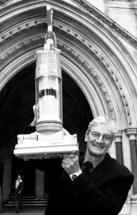 Jamesas Dysonas ir jo išradimas