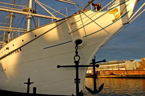 Vida Press nuotr./Forum Marinum Maritime centras
