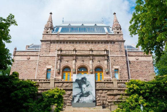Vida Press nuotr./Turku meno muziejus