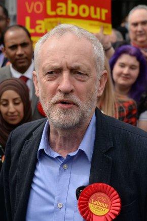 """""""Scanpix""""/""""PA Wire""""/""""Press Association Images"""" nuotr./Leiboristų lyderis Jeremy Corbynas"""