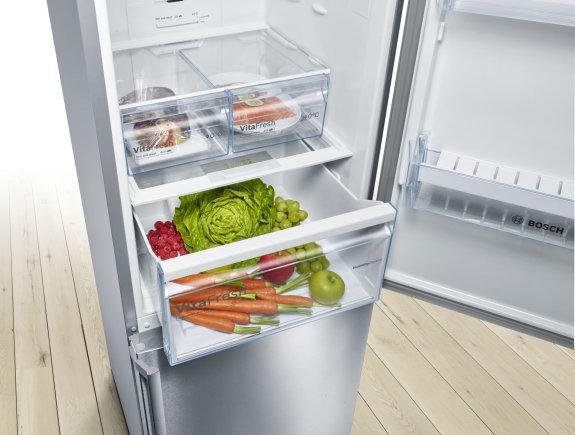 "Projekto partnerio nuotr./""Bosch"" šaldytuvas"