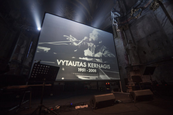 Martyno Kazlausko nuotr./Koncerto akimirka