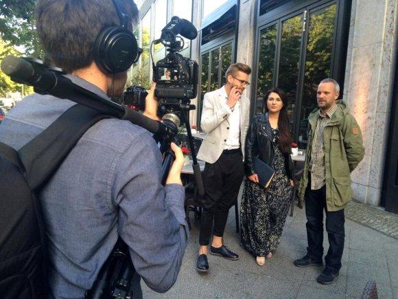 TV3 nuotr./Giedrius Savickas ir laidos komanda