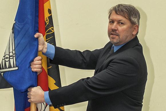 Asmeninio archyvo nuotr./Antanas Vagonis