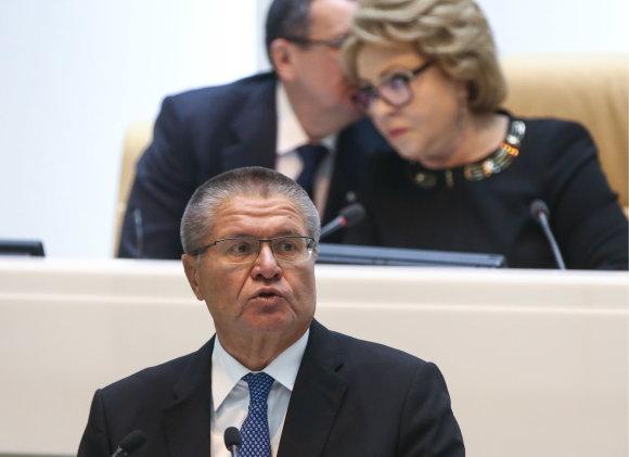 """""""Scanpix""""/ITAR-TASS nuotr./Aleksejus Uliukajevas"""