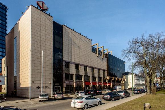 15min nuotr./Biurų pastatas Klaipėdoje