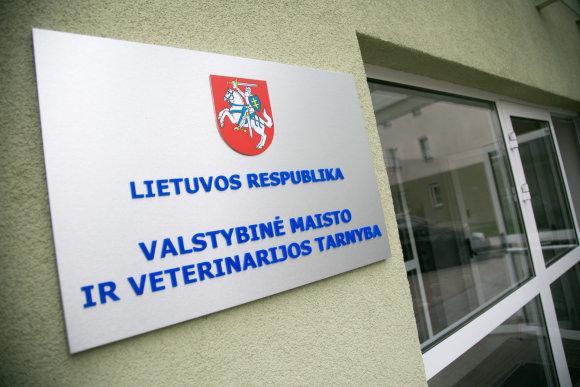 Juliaus Kalinsko / 15min nuotr./STT kratos Maisto ir veterinarijos tarnyboje
