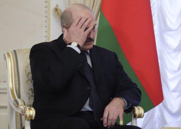 """Scanpix""/AP nuotr./Aleksandras Lukašenka"