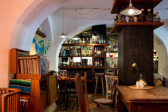 "LinosSkukauskės nuotr./Meksikietiškas restoranas ""Sofa de Pancho"""