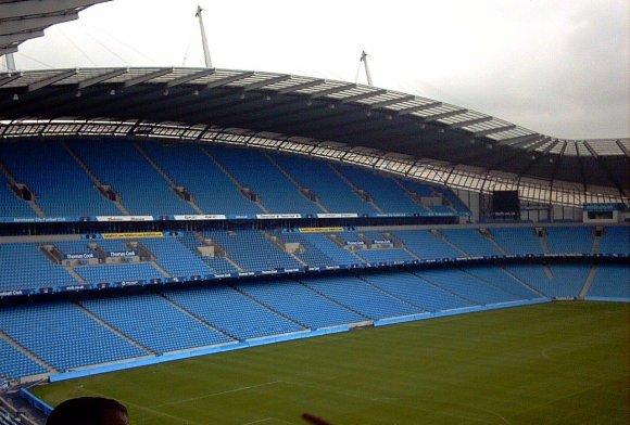 """City of Manchester Stadium"""