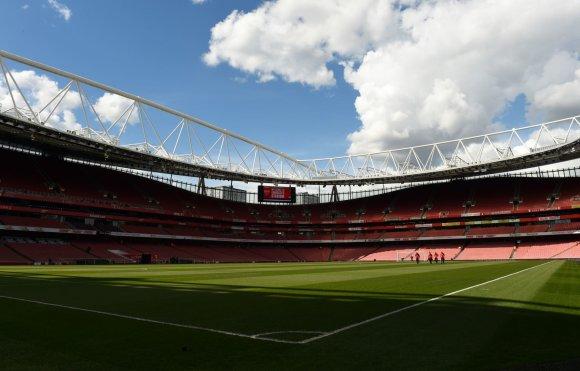 """""""Emirates Stadium"""""""
