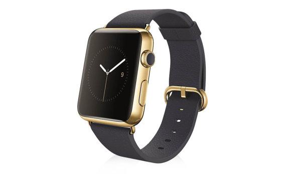 """Gamintojo nuotr./Laikrodis """"Apple"""""""