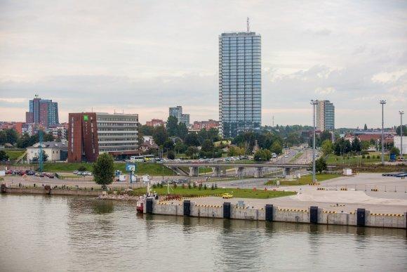 Vidmanto Balkūno / 15min nuotr./Klaipėdos jūrų uostas