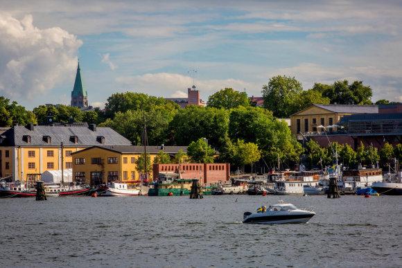 Vidmanto Balkūno / 15min nuotr./Stokholmas