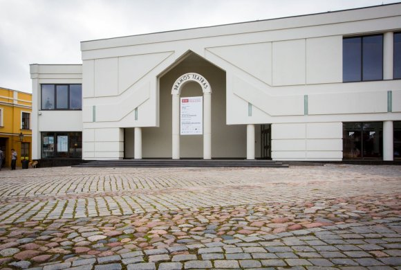 Vidmanto Balkūno / 15min nuotr./Klaipėdos senamiestis, Dramos teatras
