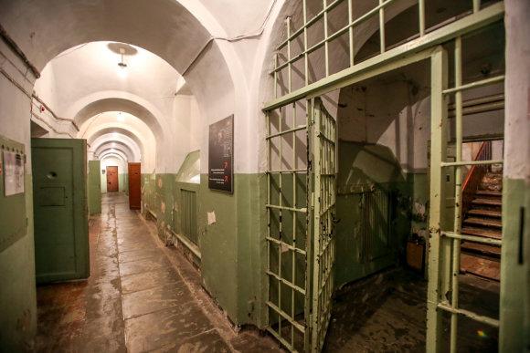 Vidmanto Balkūno / 15min nuotr./Genocido aukų muziejus