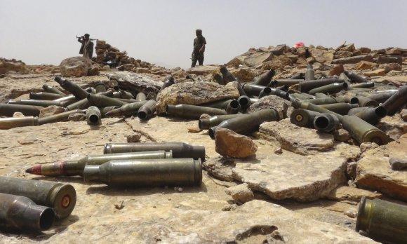 """AFP/""""Scanpix"""" nuotr./Konfliktą Jemene pertraukė 5 dienų humanitarinės paliaubos"""