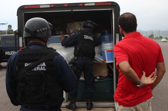"""""""Scanpix""""/""""Sipa USA"""" nuotr./Iš kalėjimo tuneliu pabėgo Meksikos narkotikų kartelio vadeiva"""