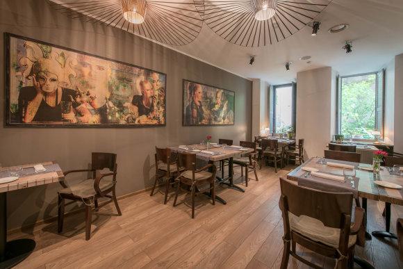 """Gedimino Gražio (GG Photography) nuotr./Italijos įkvėptas šeimos restoranas """"Salvete City"""""""