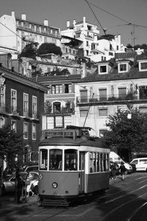 Vida Press nuotr./Portugalija nespalvotose nuotraukose