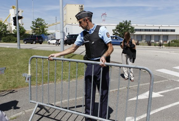 """""""Reuters""""/""""Scanpix"""" nuotr./Teroristų išpuolis Prancūzijoje"""